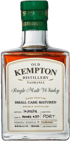 Old Kempton Port Cask Matured Whisky 46% 500ML