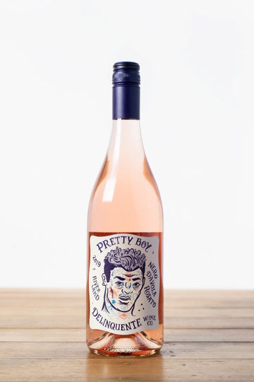 Delinquente Pretty Boy Nero d'Avola Rose