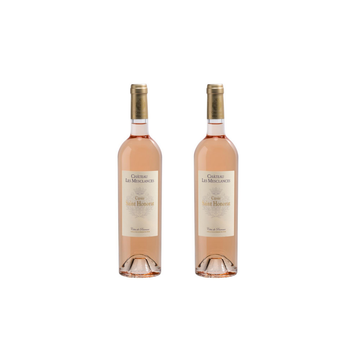 LES MESCLANCES - ST HONORAT ROSÉ 2PK