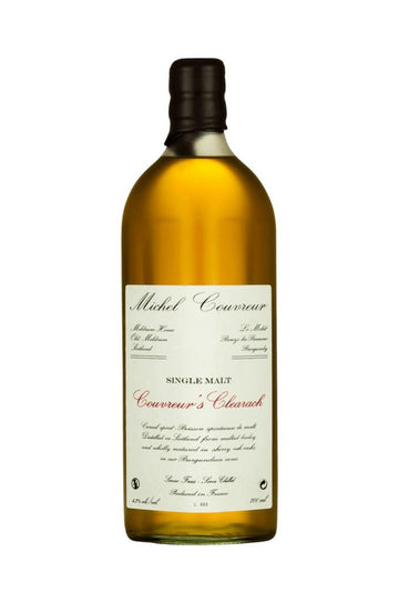 Michel Couvreur Whisky Clearach 43% 700ml