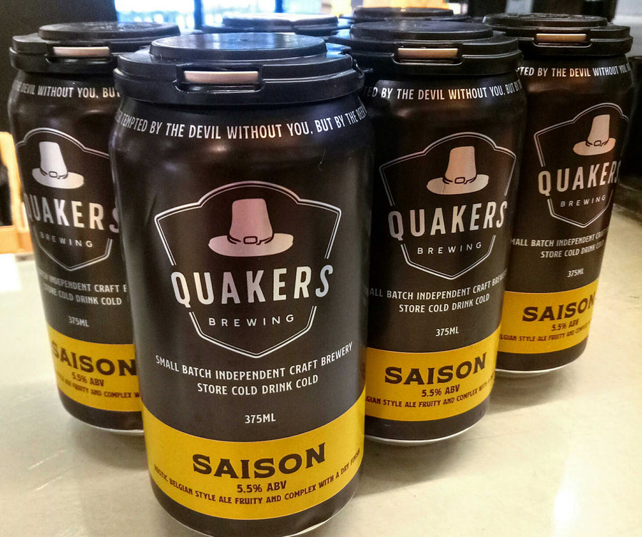 Quakers Hat Saison 6pk