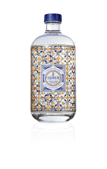 Fishers Gin 6x500ml