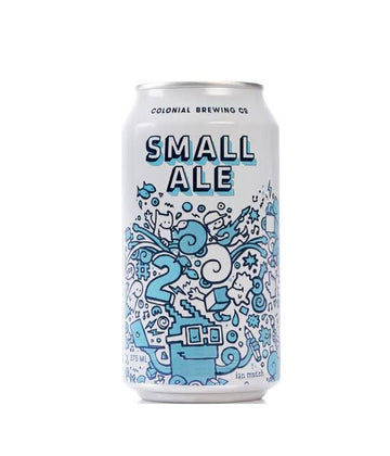 Colonial Small Ale 6pk