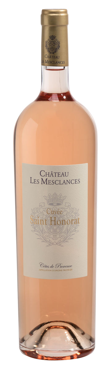 Ch Les Mesclances St Honorat Rosé Double Magnum 3L