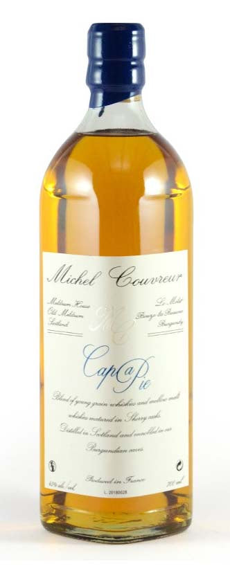 Michel Couvreur Cap a Pie Sherry Finish 700ml
