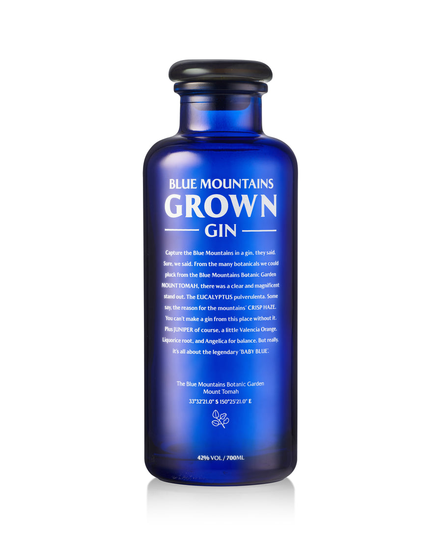 Blue Mountains Grown Gin - Limited Edition