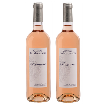 Ch LES MESCLANCES Romane - Rose 2pk