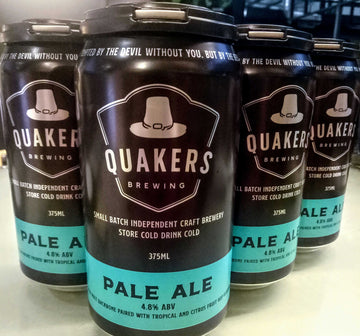 Quakers Hat Pale Ale 6pk