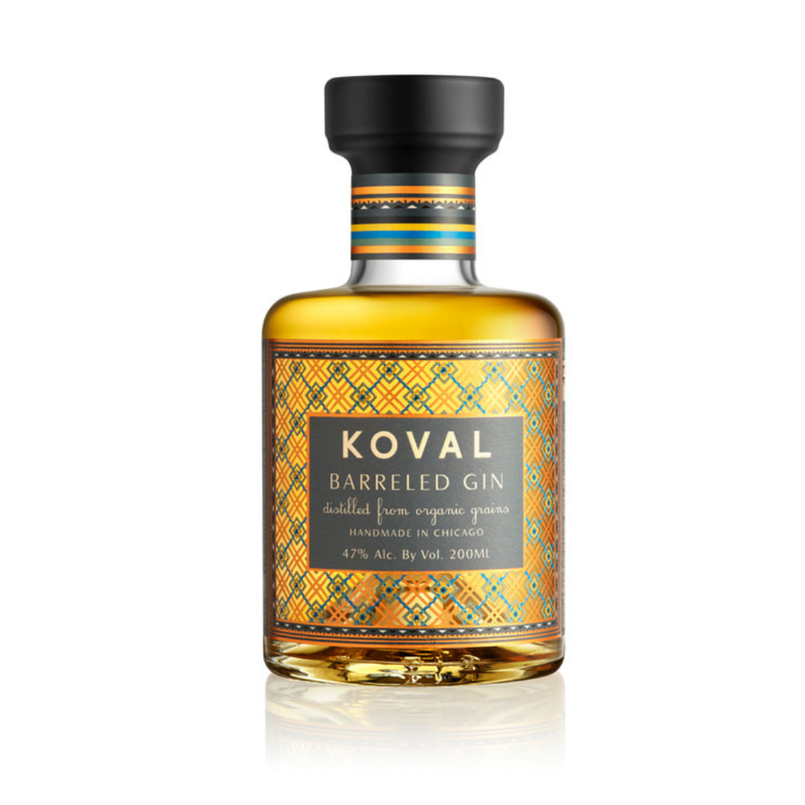Koval Barreled Gin 200ml
