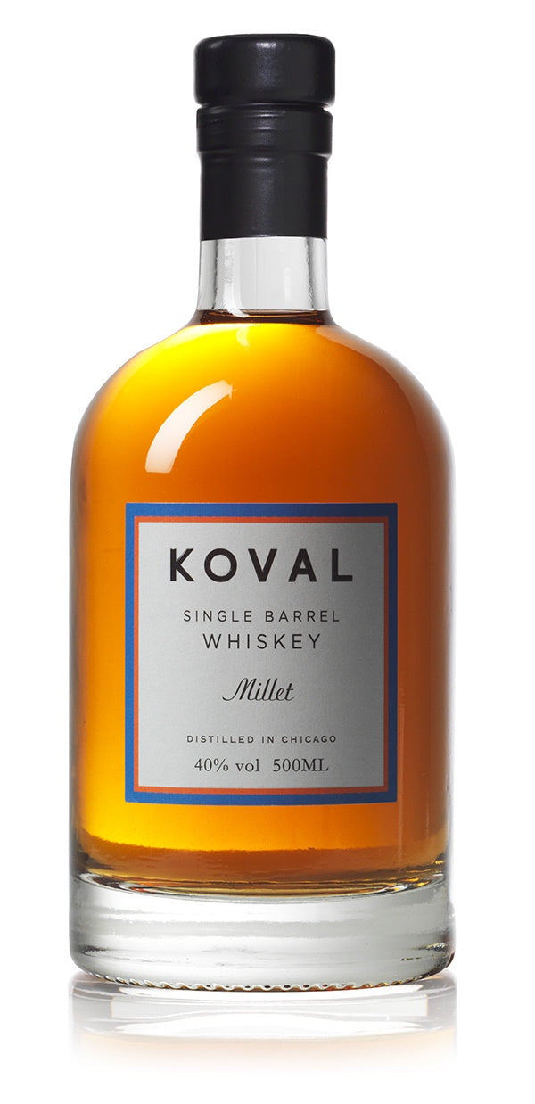 KOVAL Millet Whiskey 500ml