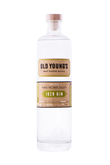 Old Youngs 1829 Gin