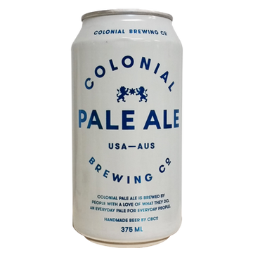 Colonial Pale Ale 6pk