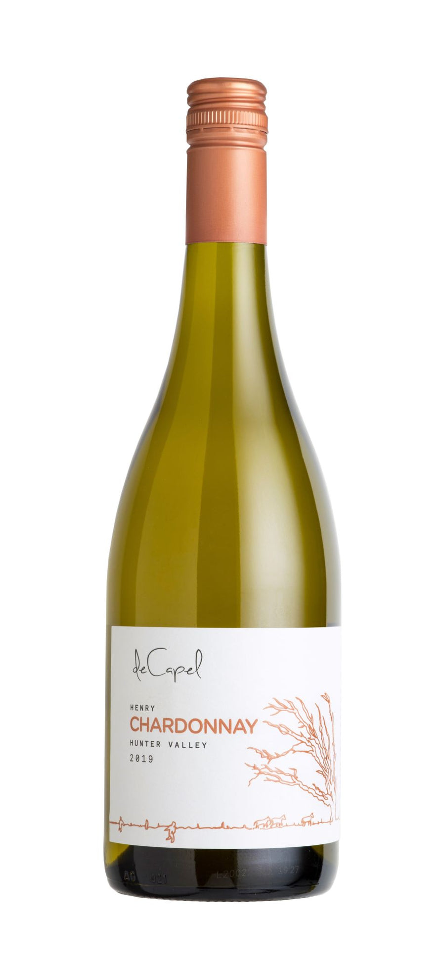deCapel Henry Chardonnay
