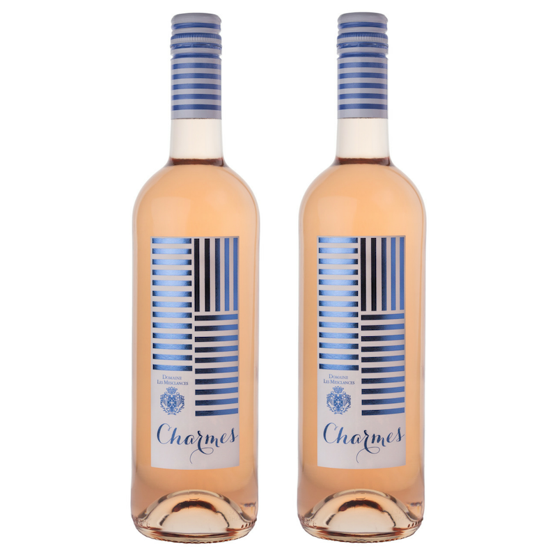 Chateau Mesclances Charmes Rosé 2pk