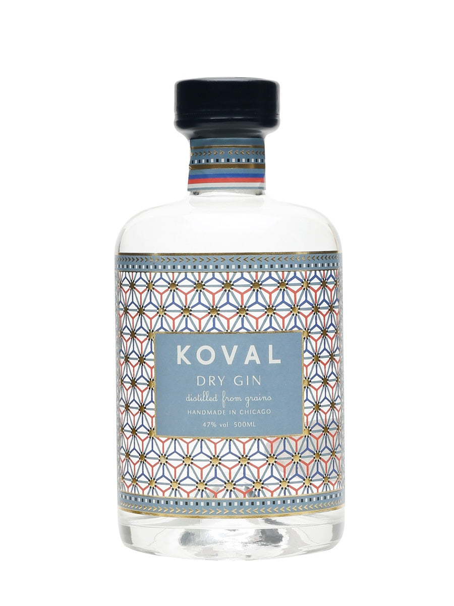 Koval Dry Gin 500ml