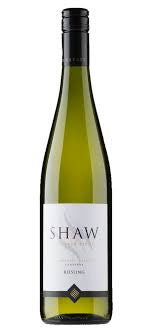 Shaw Riesling