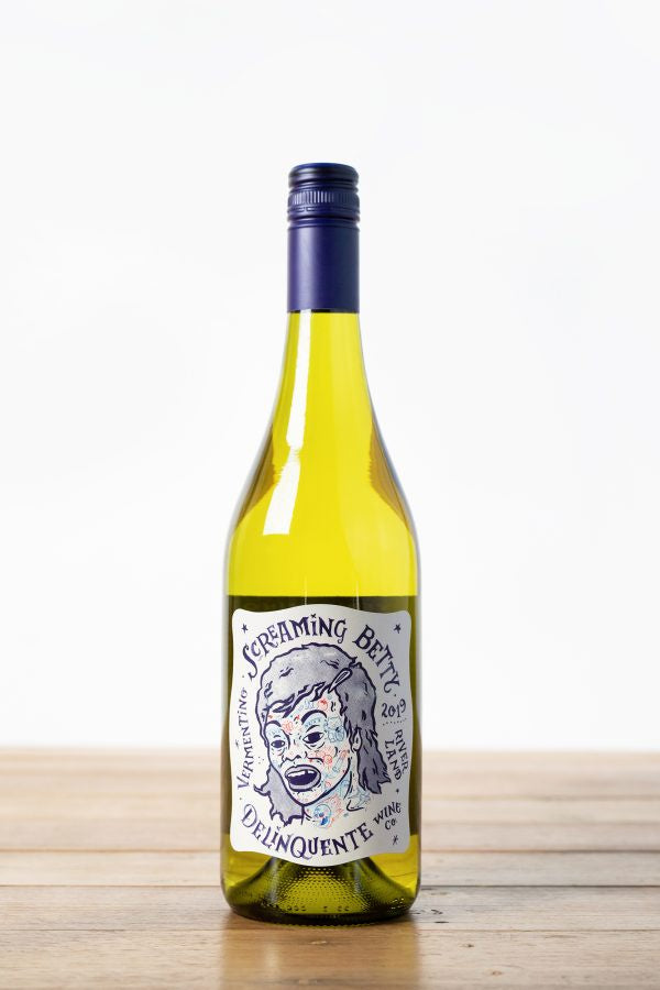Delinquente Screaming Betty Vermentino