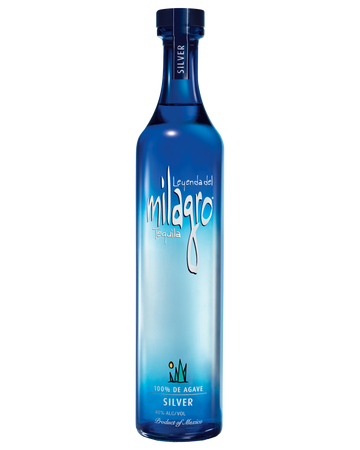 Milagro Silver Tequila