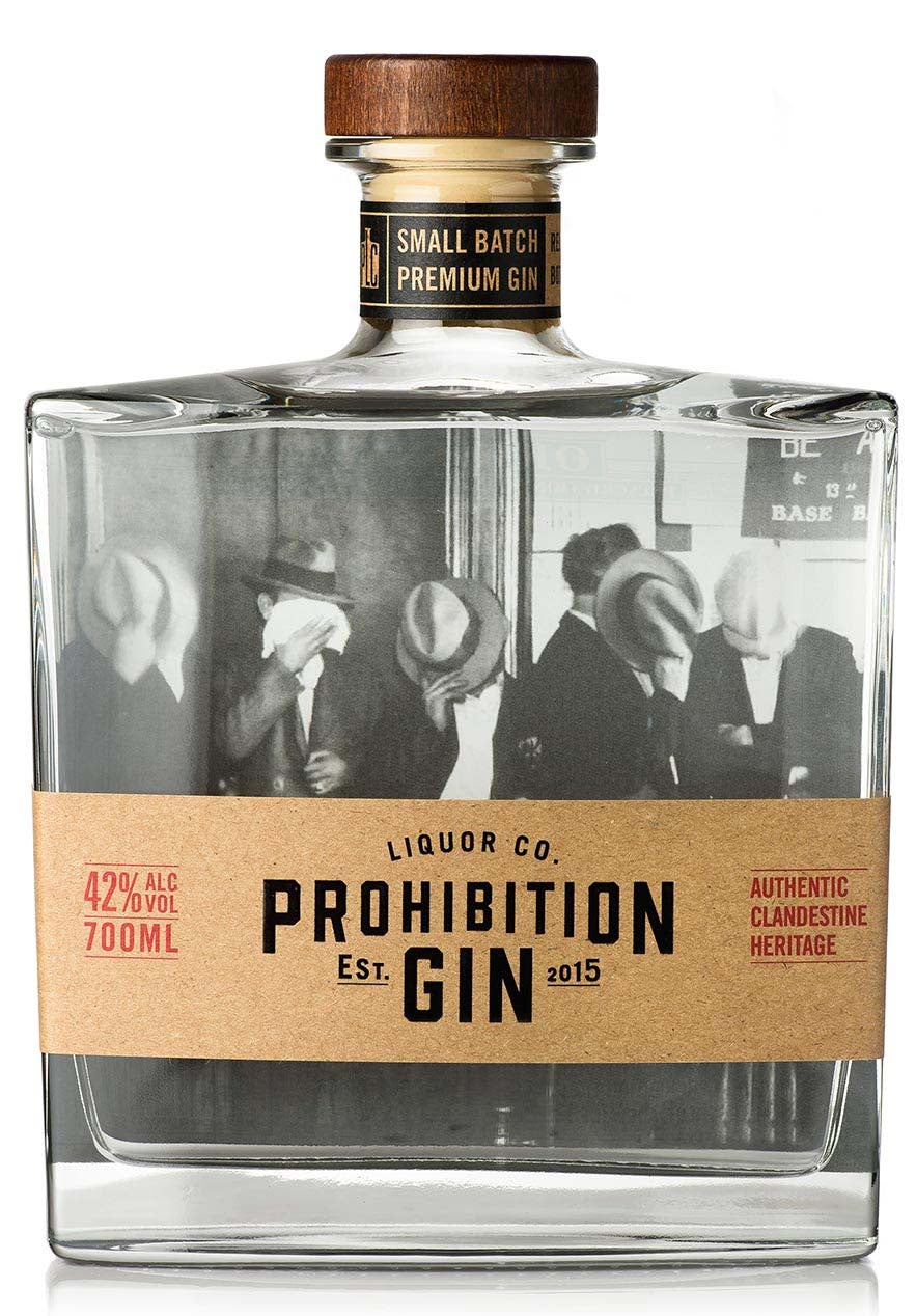 Prohibition Gin Original 42%