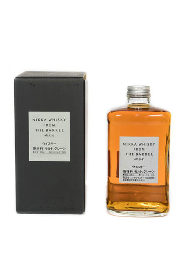 NIKKA FROM THE BARREL JAPANESE WHISKY 500ML