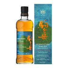 Mars Komagatake Single Malt Limited Edition 2019 700ml 48%