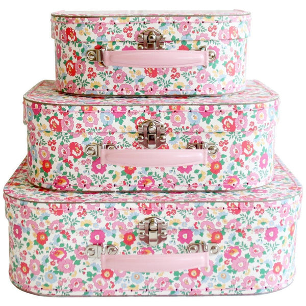 Suitcase - Petit Floral (sold separately)