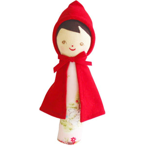 Red Riding Pink Nursery Squeaker
