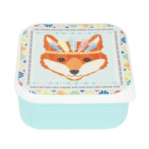 Snack Box Tribal Adventure Fox