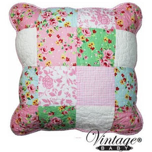 Country Garden Square Cushion