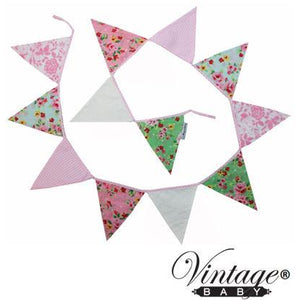 Country Garden Bunting