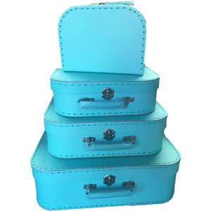 Suitcase - Aqua (sold separately)