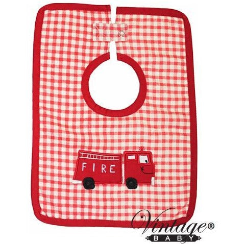 VB Fire Engine Bib