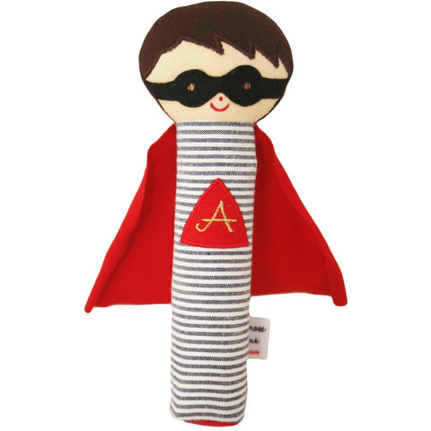 Super Hero Hand Squeaker