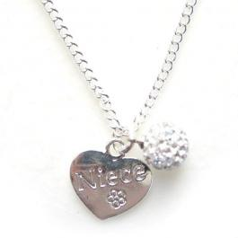 Niece Charm Necklace