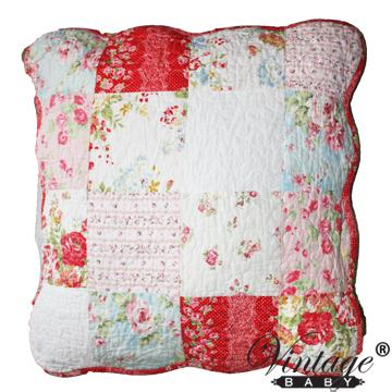Spring Bloom Square Cushion