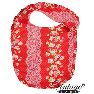 VB Spring Red Bib