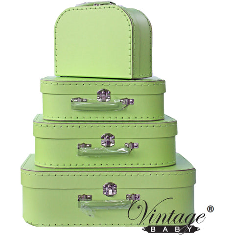 Suitcase - Apple Green (sold separately)
