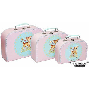Suitcase - Lil Fawn Pink (sold separately)