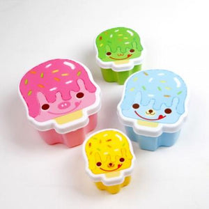 Ice Cream Nesting Snack Boxes