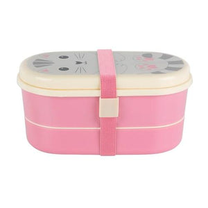 Bento Aiko Cat Kawaii Lunch Box