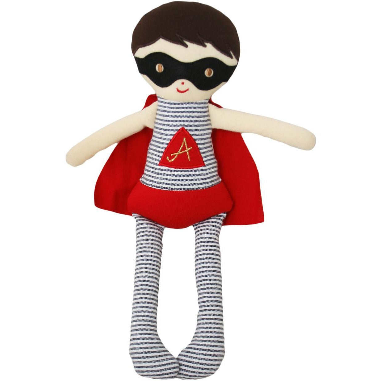 Super Hero Doll Rattle