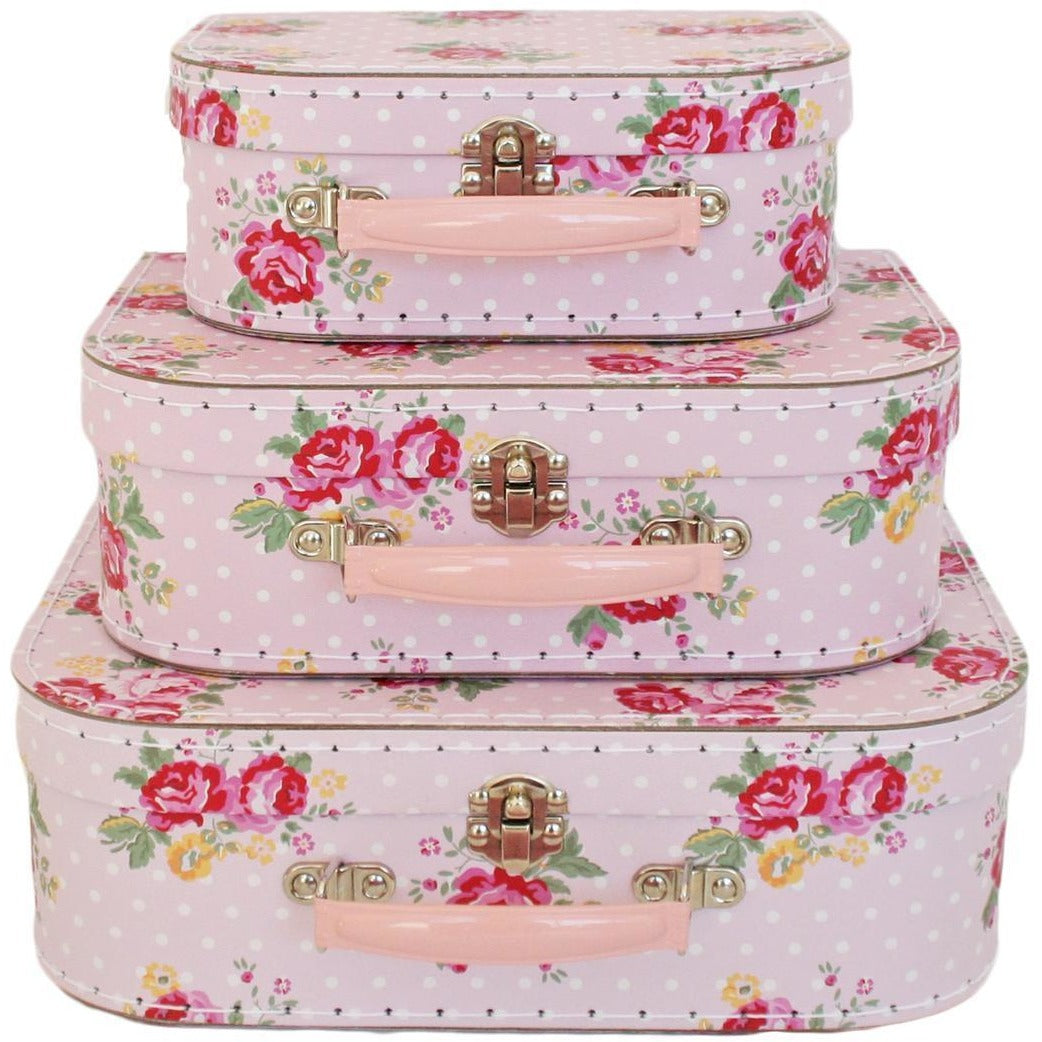 Suitcase - Rose Floral (sold separately)