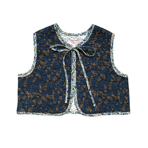 Picnic Vest - Quilted Cottons