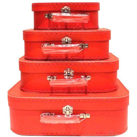 Suitcase - Red (sold separately)