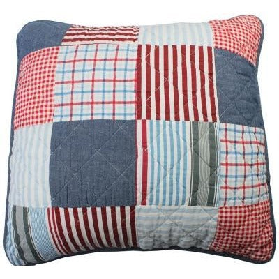 Thomas Patch Cushion Cover