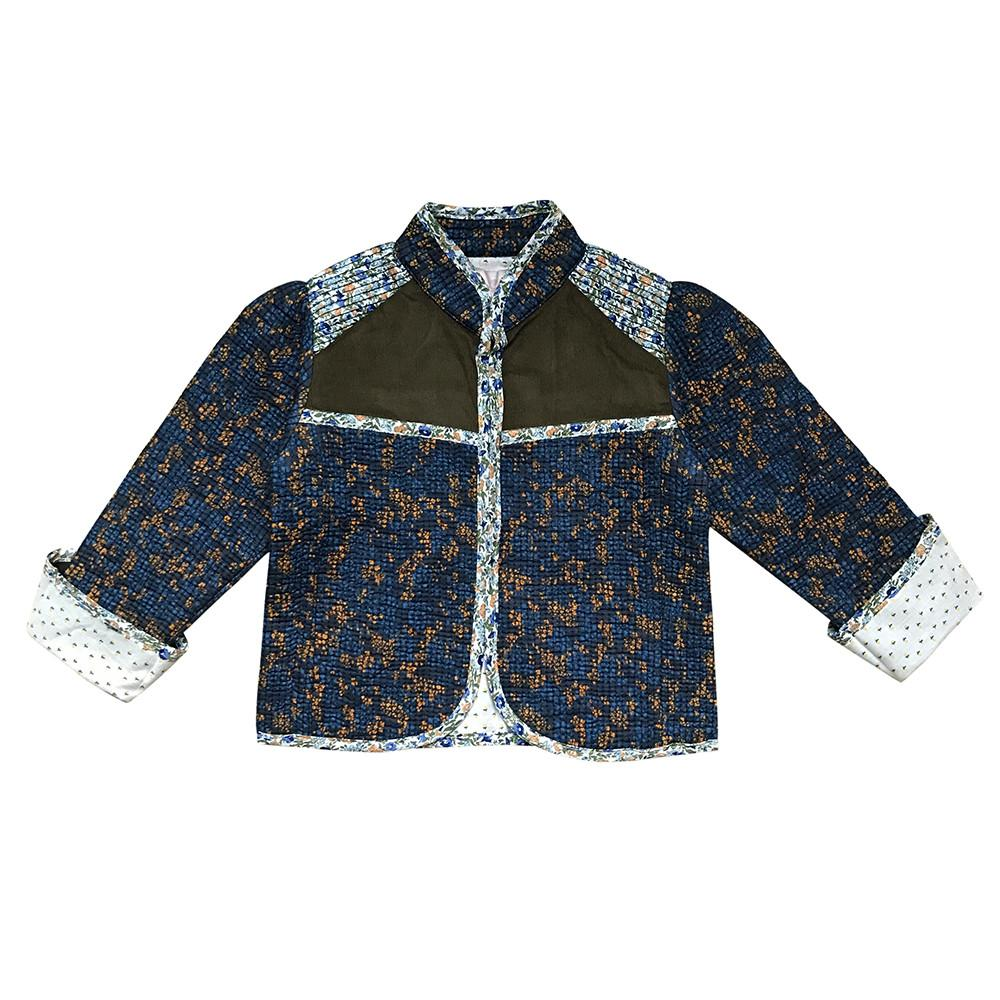 Travellers jacket - quilted cottons