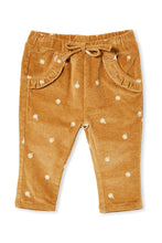 BUTTERSCOTCH BABY CORD PANTS