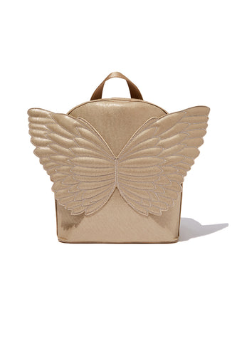 Angel Back Pack- Gold