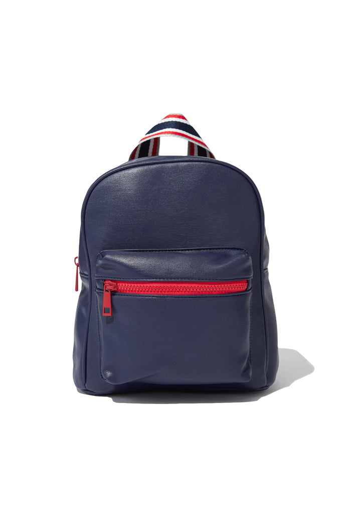 Navy- Backpack
