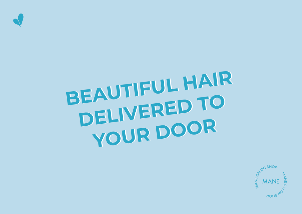 Beautiful Hair Delivered To Your Door